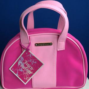 Hot Pink Juicy Couture Medium Travel Handbag